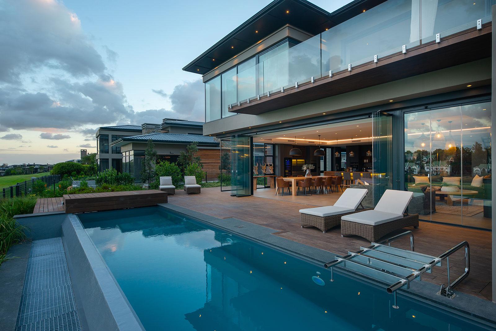 Contemporary Fancourt House 002