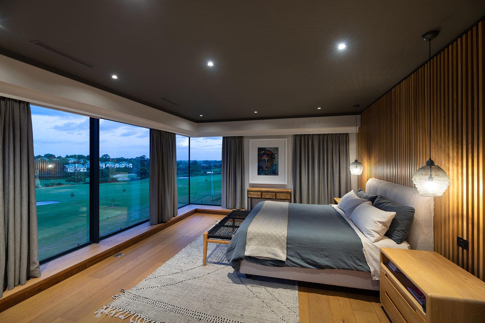 Contemporary Fancourt House 004