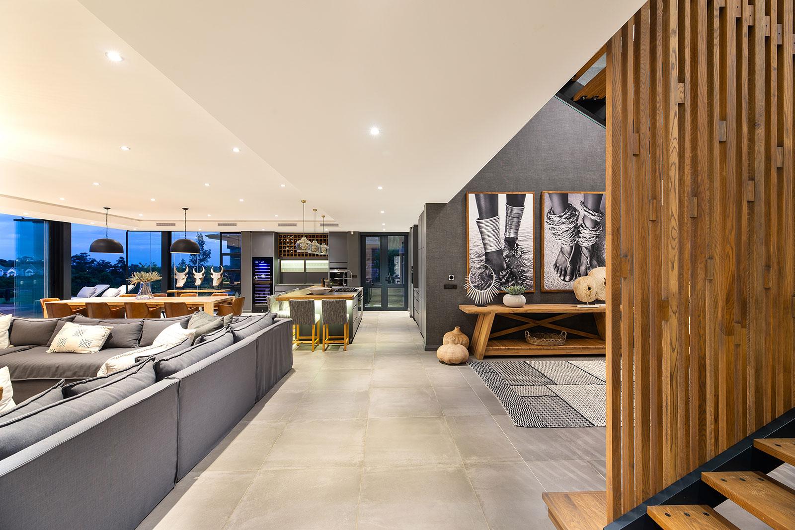 Contemporary Fancourt House 007