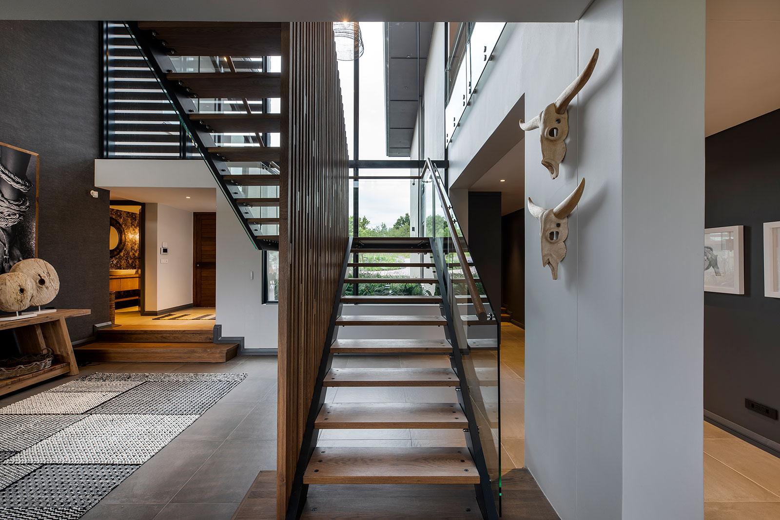 Contemporary Fancourt House 009