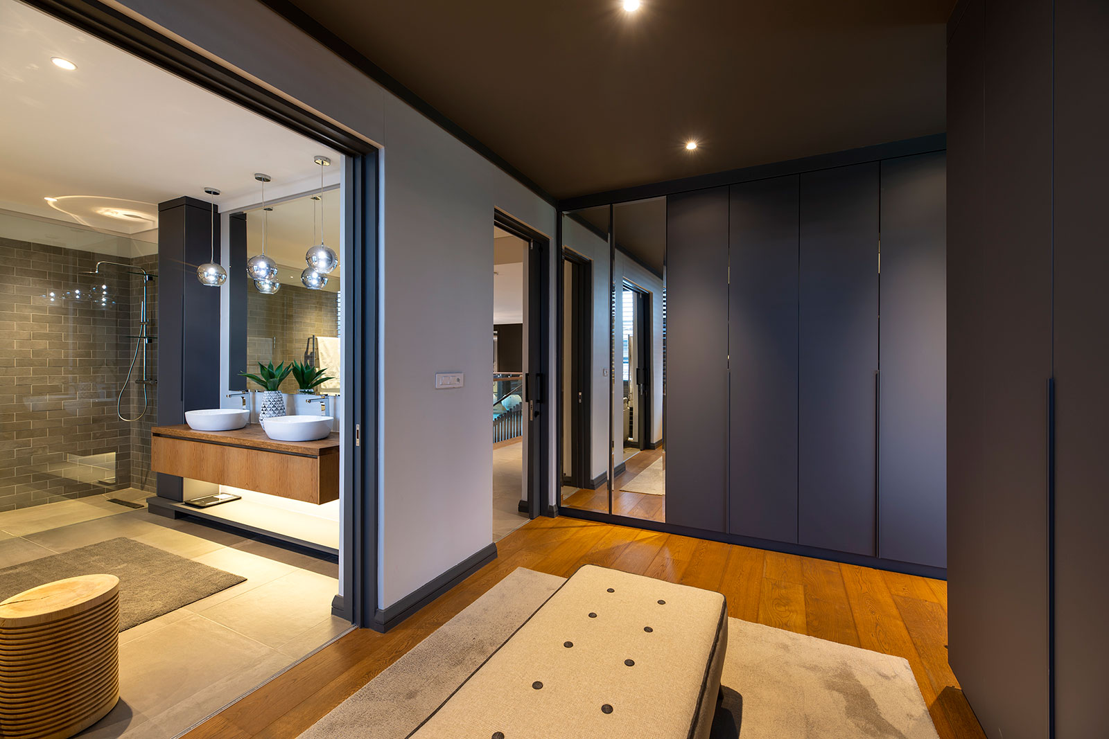 Contemporary Fancourt House 012