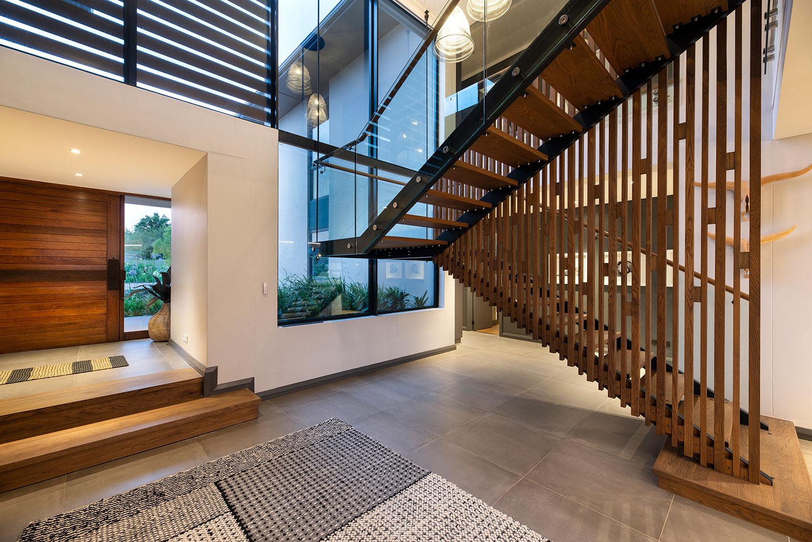 Contemporary Fancourt House 013
